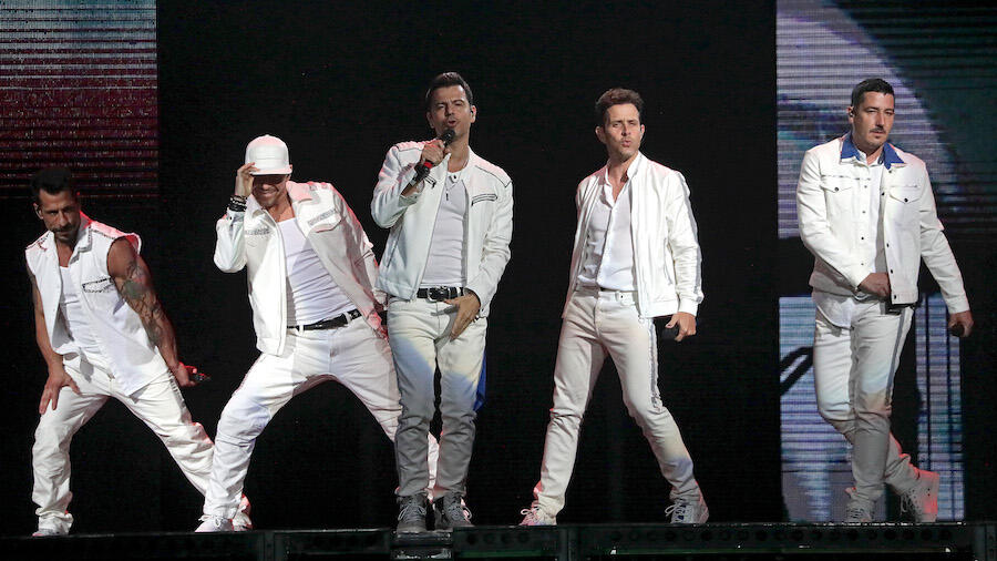 Here's How You Can Own A Special Piece Of NKOTB History For $1.8 Million | iHeartRadio