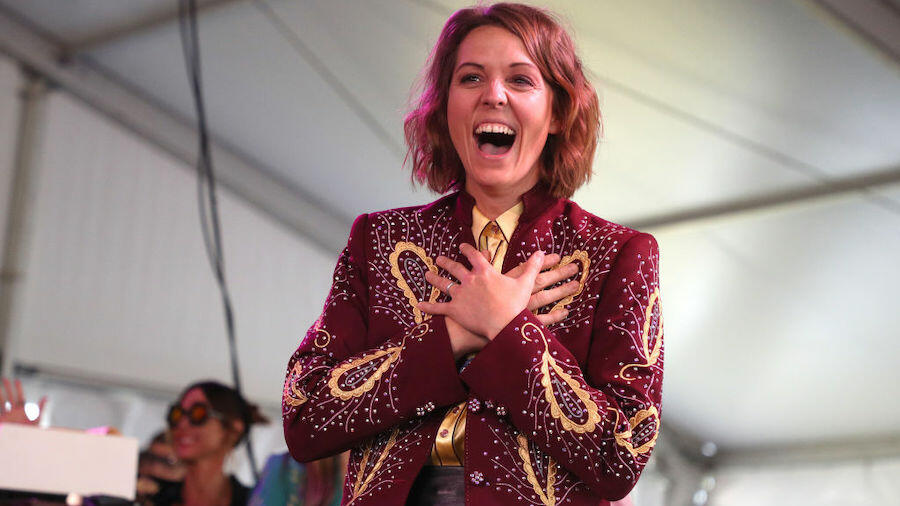Brandi Carlile Says She Wants To Be Soundgarden's New Lead Singer