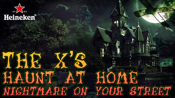 Do you have the spookiest house on the block?!?