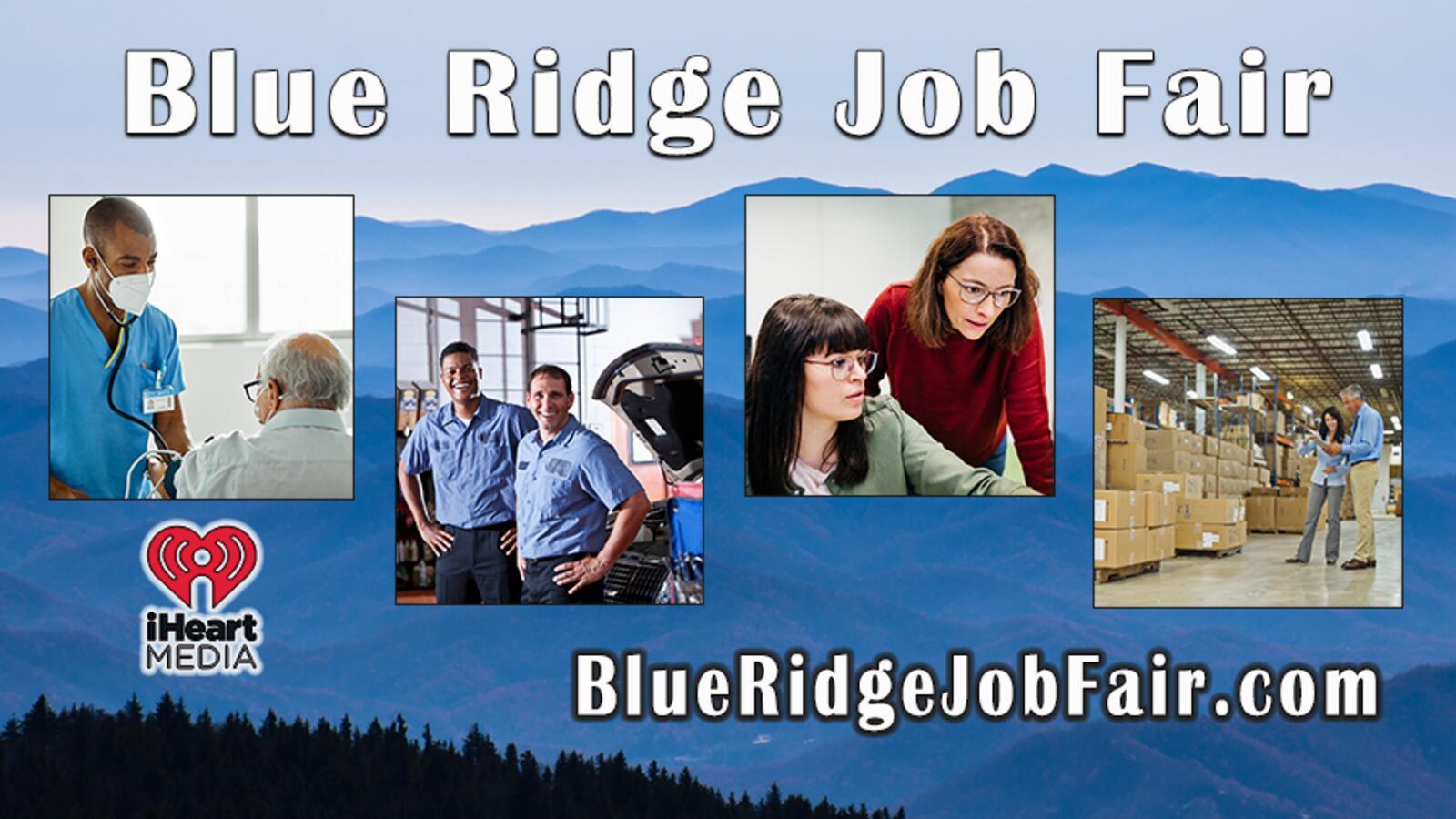 Blue Ridge Job Fair! Browse jobs from top companies in the Roanoke/Lynchburg area!
