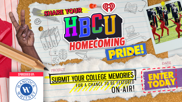 Submit Your HBCU Homecoming Shout Outs For The Chance To Be Featured On-Air!