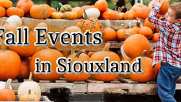 Local family events this Fall Season