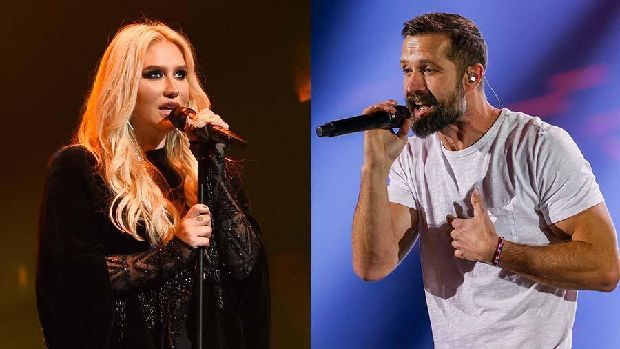 Walker Hayes And Kesha Are Ballin' On A Budget In 'Fancy Like' Music Video