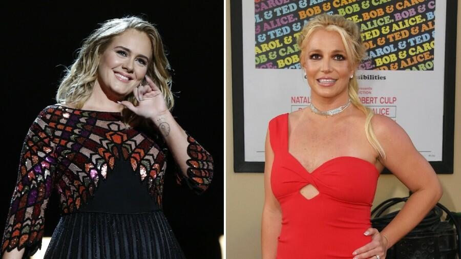 Adele Speaks Out On #FreeBritney Campaign: 'I'm So Happy For Her'