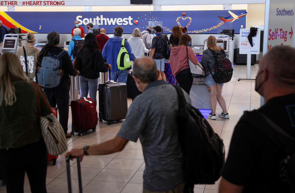 What's Up With Southwest Airlines???