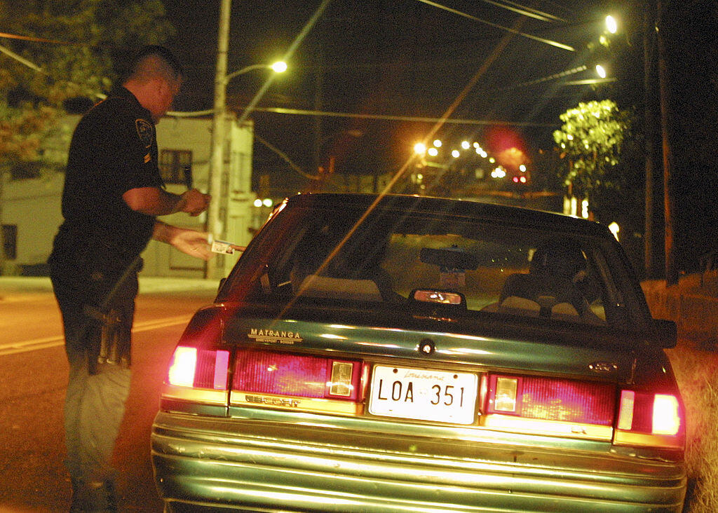 Should Traffic Stops For Minor Infractions Be Banned