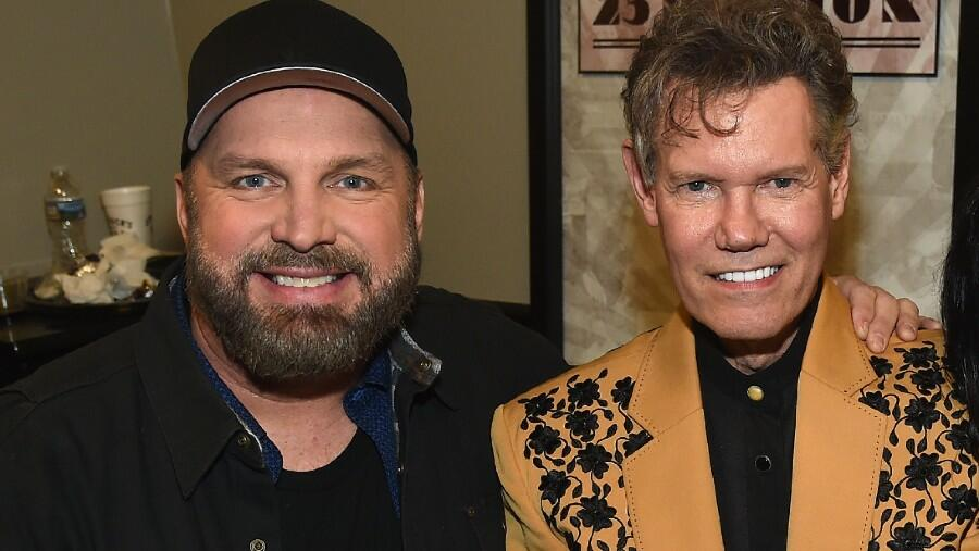 Garth Brooks To Tribute Randy Travis With Special CMT Honor