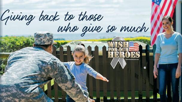 AquaQuip Hot Tub for Heroes - Nominate a Veteran