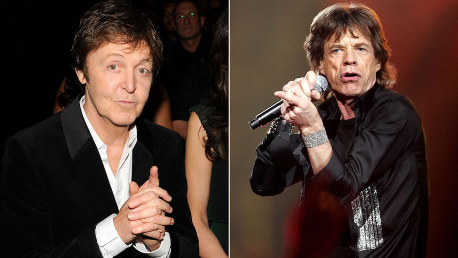 Mick Jagger Responds To Paul McCartney's Rolling Stones Comments