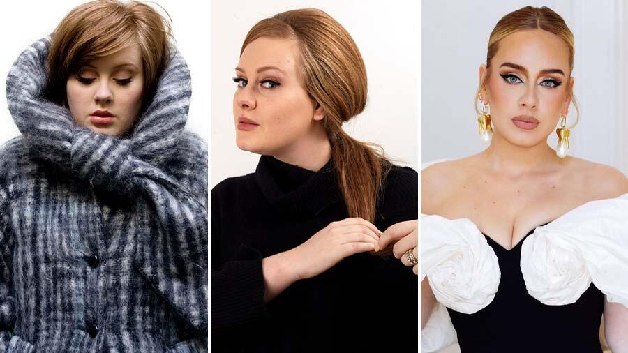 A Look Back At Adele's Style Transformation