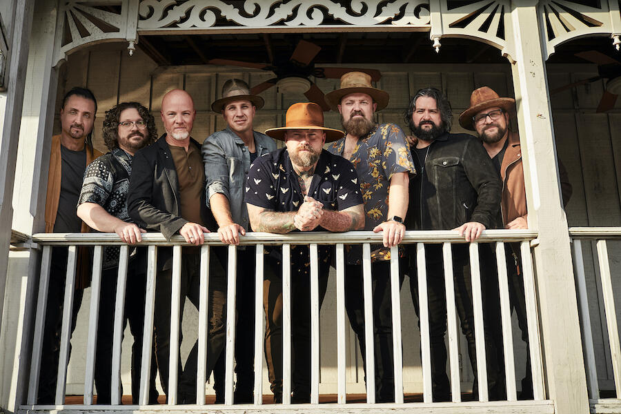 Zac Brown Band's iHeartCountry Album Release Party: How To Watch