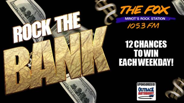 Rock The Bank With 105.3 The Fox!