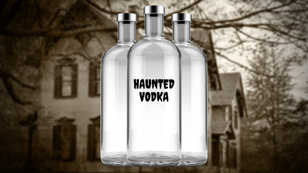 Paranormal Vodka Was Rested In Ultra-Haunted Locations Across The Country