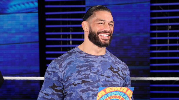Roman Reigns Says AEW Isn't Competition, Has Harsh Words For CM Punk