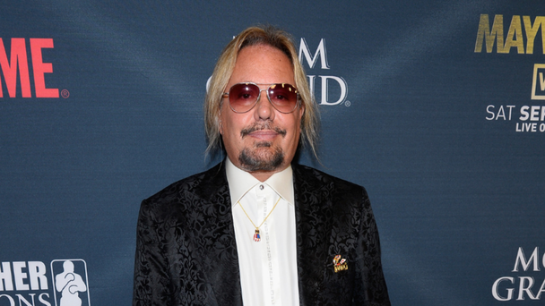 Vince Neil Rushed To Hospital After Falling Offstage At Tennessee Concert