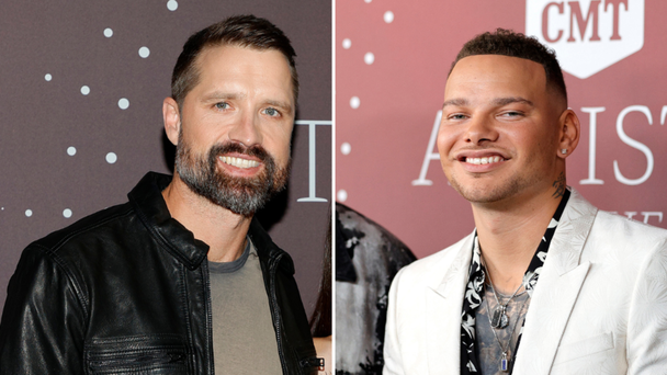 Walker Hayes Shares How Kane Brown Encouraged Him To Find Confidence