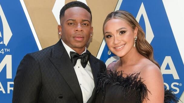Jimmie Allen And Wife Alexis Welcome Baby Girl