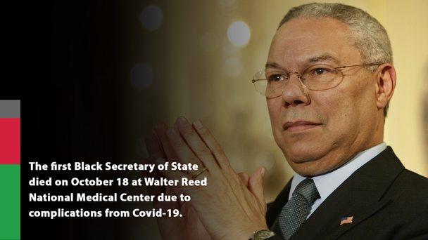Colin Powell Dead At 84