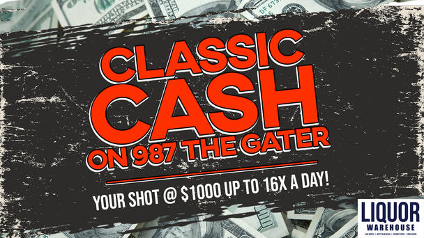Listen To Win $1,000 With Classic Cash!