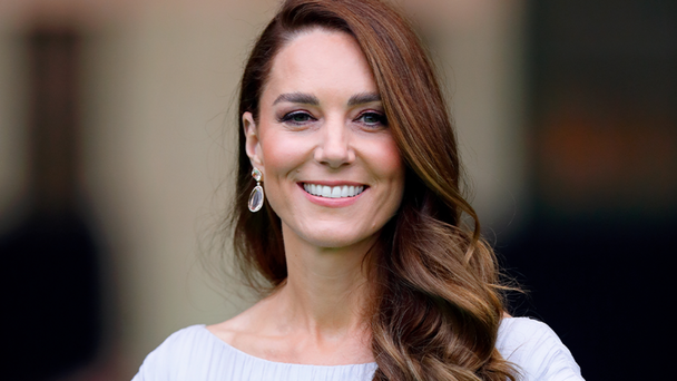 Kate Middleton Rewears An Old Gown For Awards Show Appearance