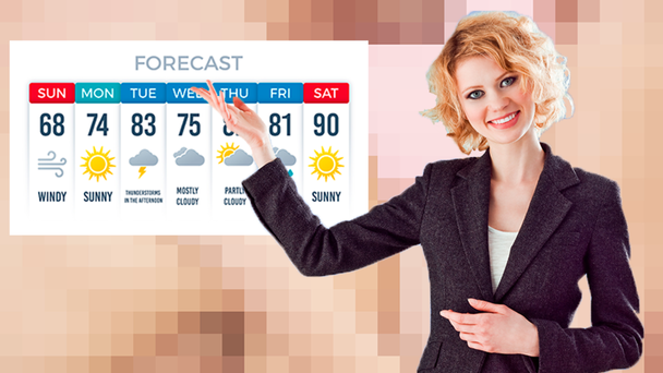 Local TV Station Apologizes For Playing Porn During Weather Report