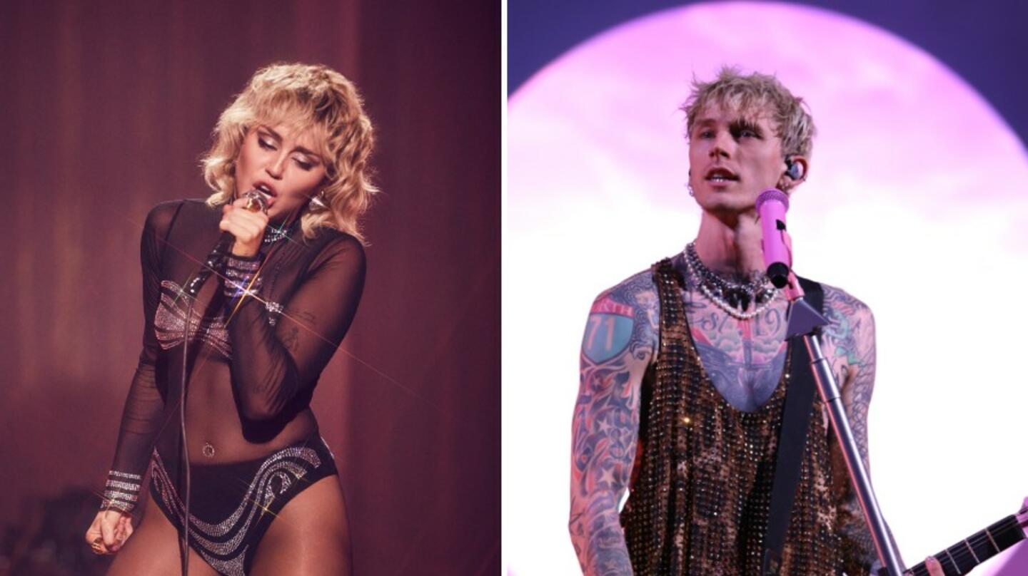 Why Miley Cyrus Said She & Machine Gun Kelly Are 'The Same Person'