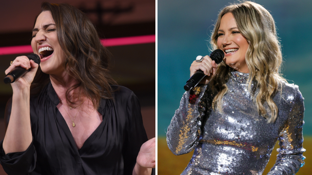 Sara Bareilles: Jennifer Nettles' 'Waitress' Role Was 'Years In The Making'