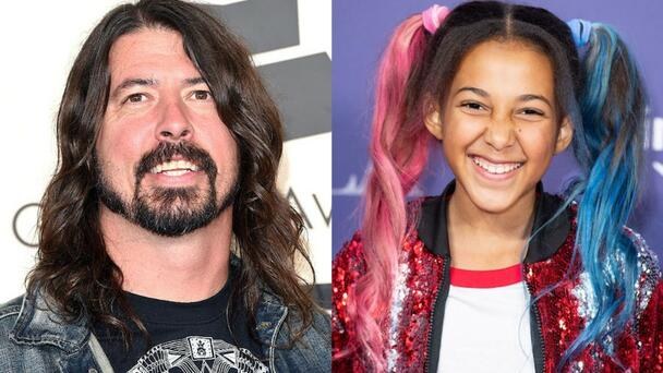 Dave Grohl Says Nandi Bushell Is As Inspiring As The Beatles, Led Zeppelin
