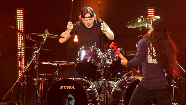 Lars Ulrich On The Benefits Of Metallica's Ever-Changing Tour Setlist