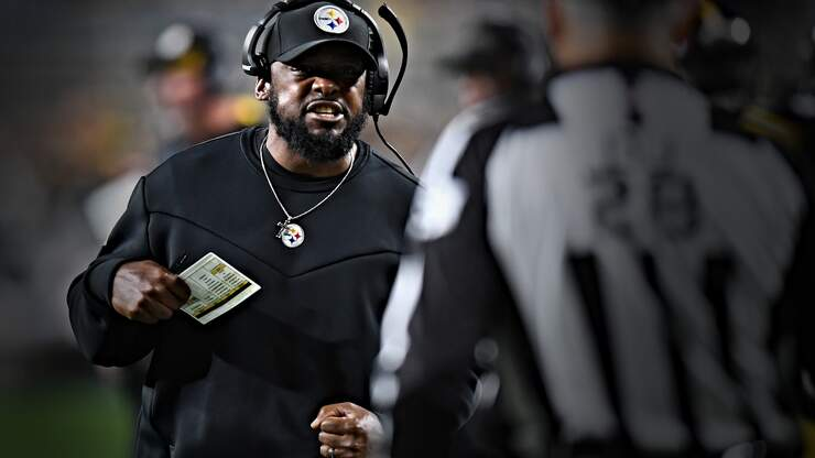 Former NFL Referee Responded to Mike Tomlin's Replay Criticism