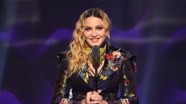 Madonna Says She's Nearly Done With Writing Her Biopic