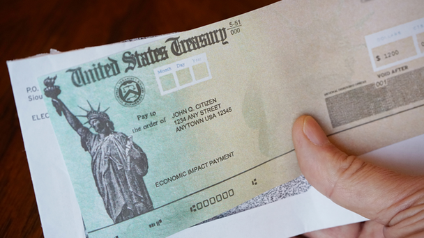¡CUARTO Cheque de Estímulo! $1,400 Pero NO para toda la gente