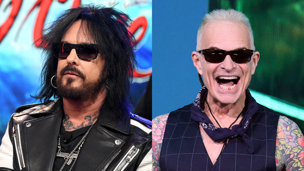 Nikki Sixx Defends David Lee Roth For The Reason He Declined 'Stadium Tour'