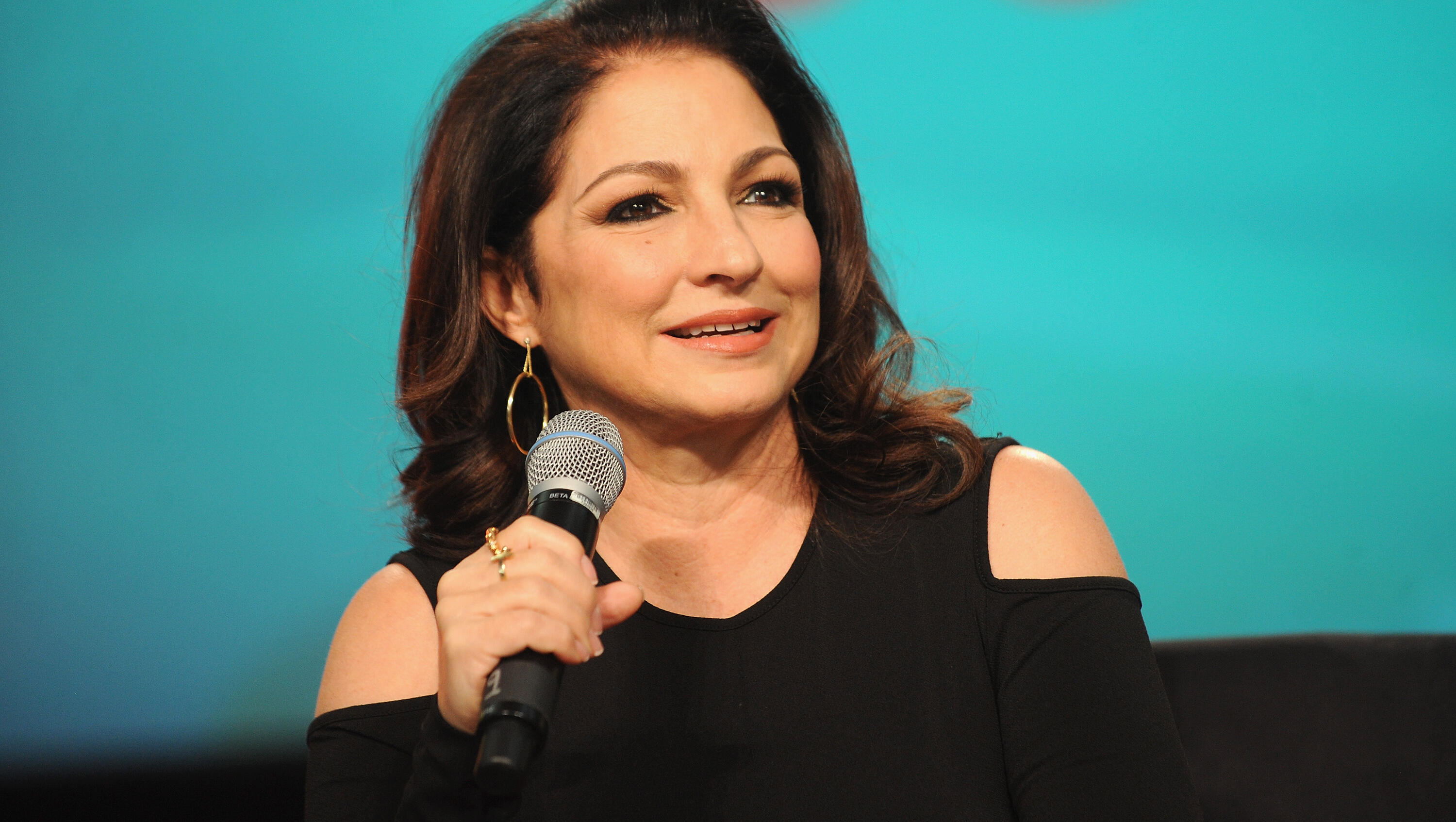 Gloria Estefan Shares Goal Behind New 'Red Table Talk' Podcast With Family