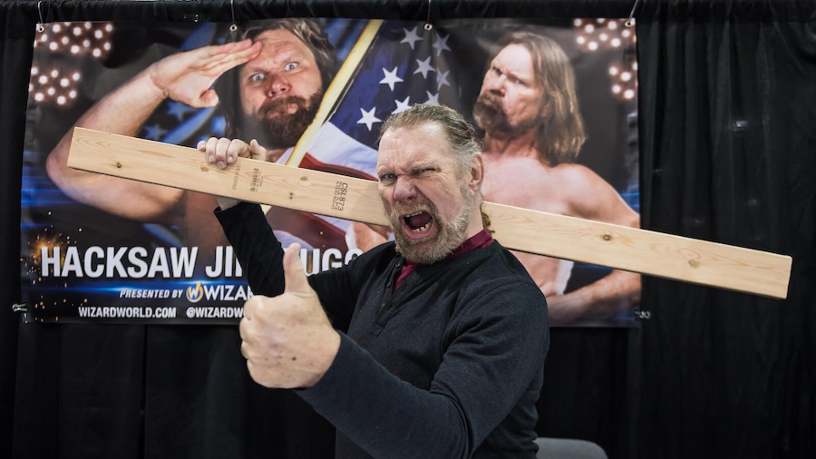 WWE Hall Of Famer 'Hacksaw' Jim Duggan Undergoes 'Emergency Surgery'