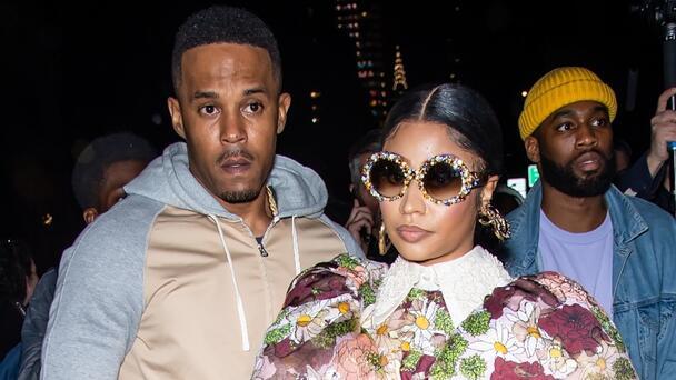 Nicki Minaj's Husband Hit With $20M Judgement For Not Responding To Lawsuit