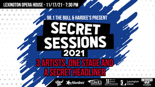 Secret Sessions #4 - Tickets On Sale NOW!