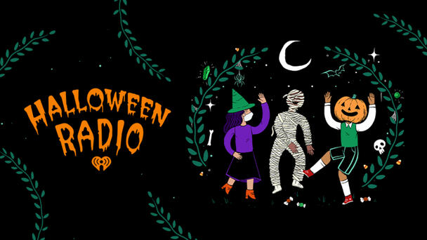 Listen To Your Favorite Spooky Hits On iHeartRadio!
