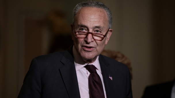 Chuck Schumer To Force Senate Vote On John Lewis Voting Rights Act