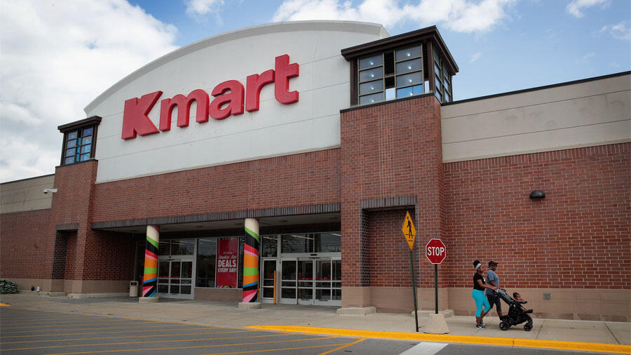 The Last Standing Kmart In California Announces Closing Date