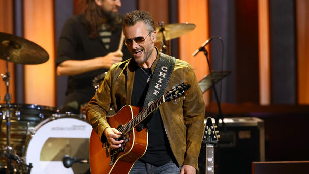 Eric Church's New 'Heart On Fire' Music Video Is Packed With Throwbacks