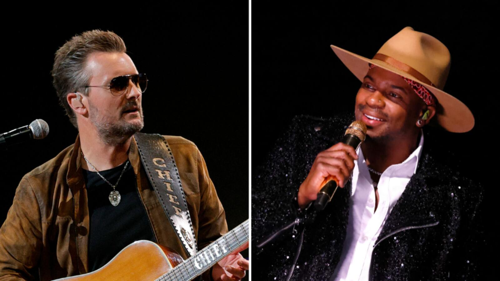 CMA Awards Announce Eric Church, Jimmie Allen, And More As 2021 Performers