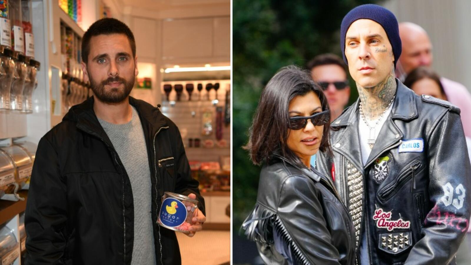 Scott Disick 'Distancing Himself' From Family After Travis Barker Proposal