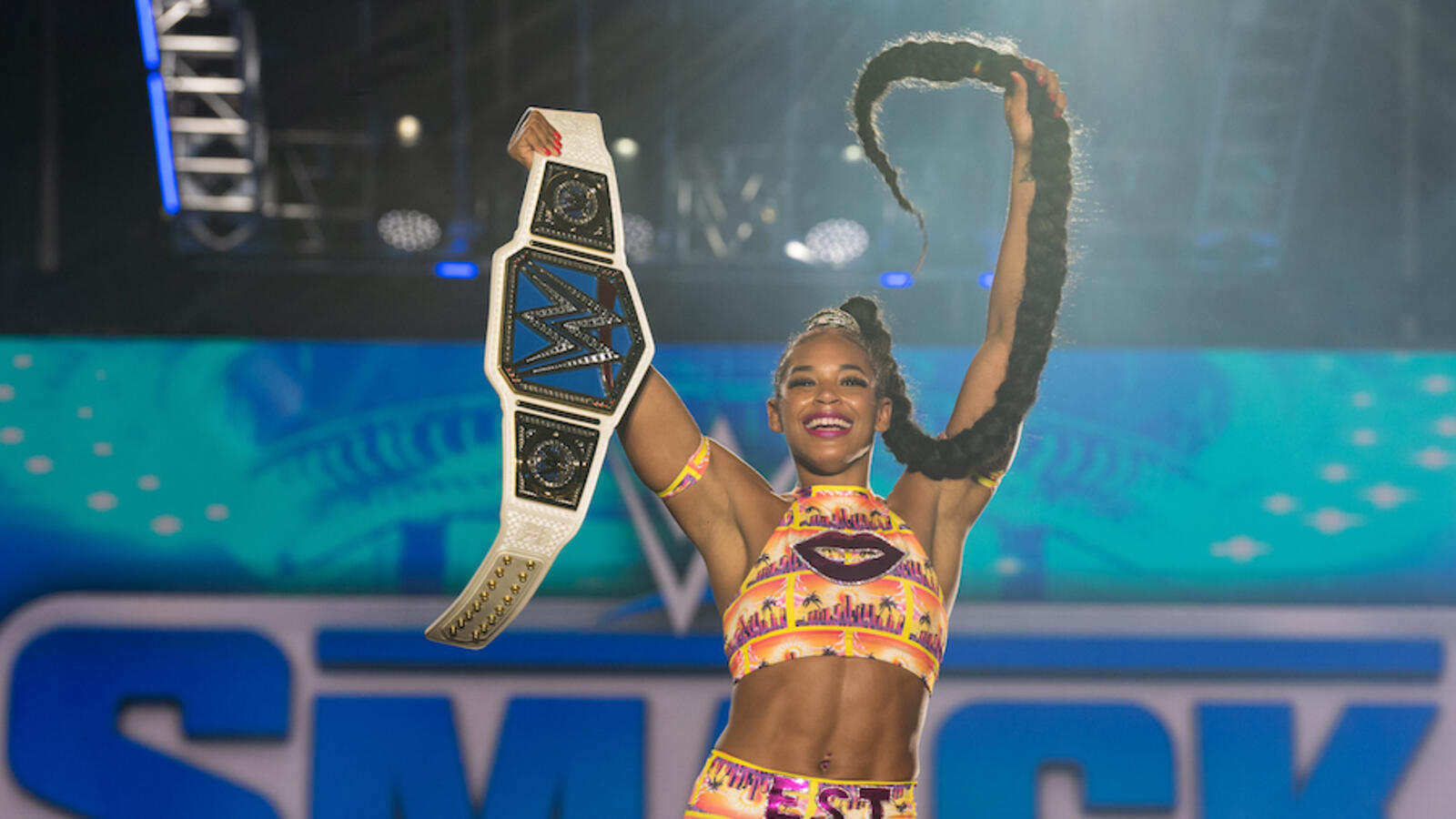 Bianca Belair Tops Annual PWI Women's 150 List; Top 5 Revealed
