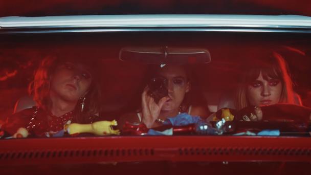 Maneskin Fantasize About Killing Singer Damiano David In 'MAMMAMIA' Video