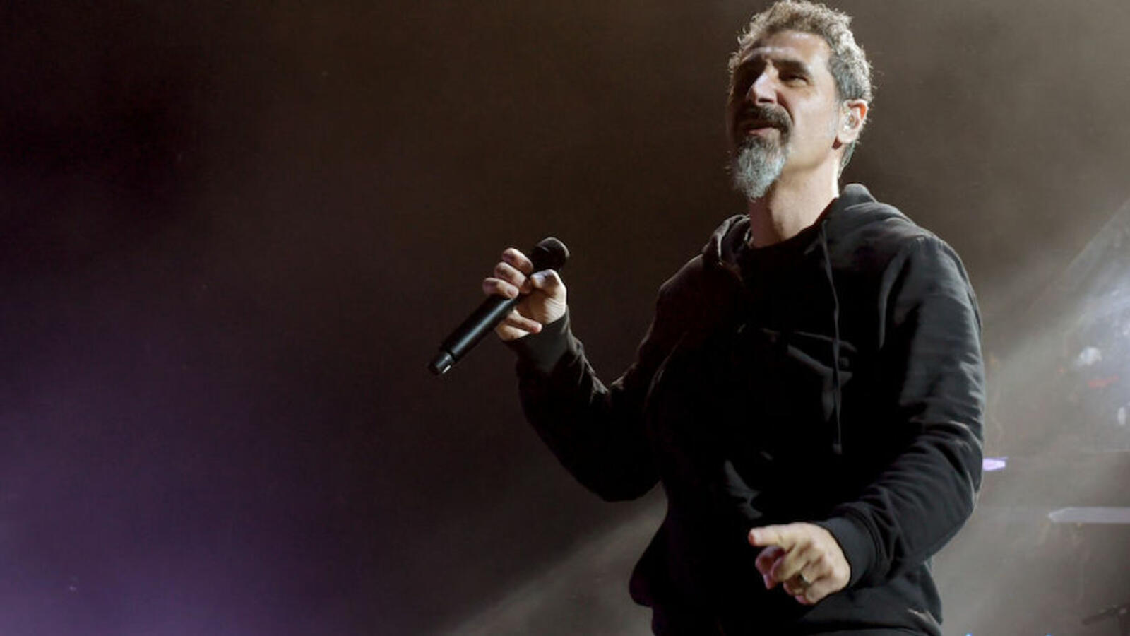 System Of A Down's Serj Tankian Tests Positive For COVID-19