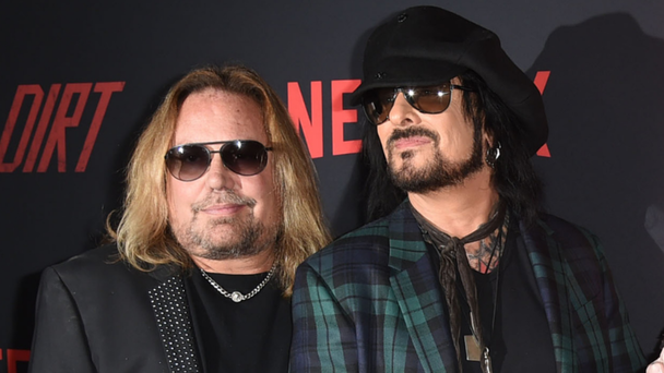 Nikki Sixx Shares Vince Neil Update, Says He Was 'Really Lucky' After Fall