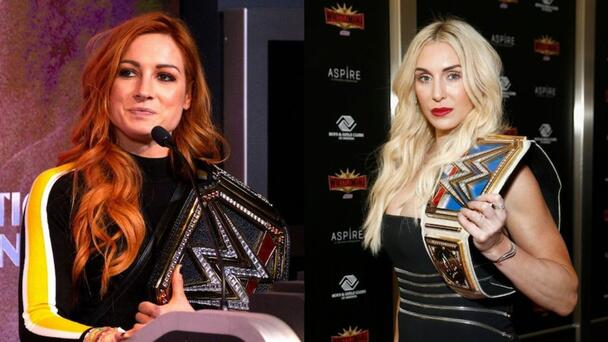 Becky Lynch, Charlotte Flair Involved In Backstage Incident: Report