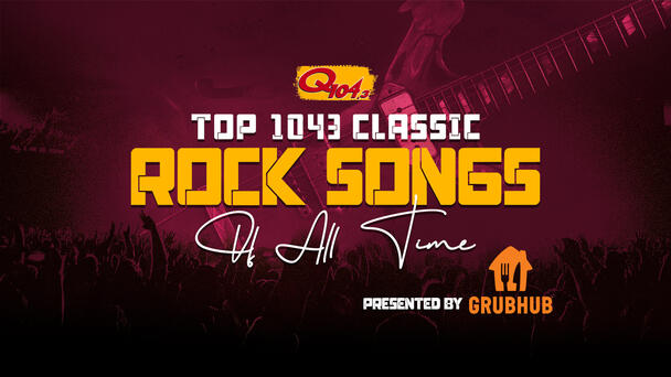 Top 1043 Classic Rock Songs Of All Time - Vote Now