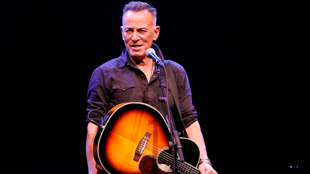 Bruce Springsteen Says His 'Entire Body Of Work' Draws From His Dad's Life